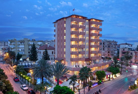 May Flowers Hotel - Antalya Luchthaven transfer