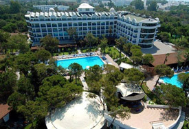 Maya World Hotel - Antalya Taxi Transfer