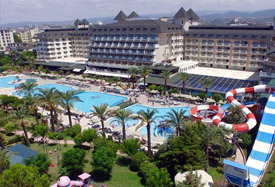 MC Arancia Resort Hotel - Antalya Transfert de l'aéroport