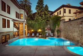 Mediterra Art Hotel - Antalya Flughafentransfer