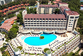 Melas Resort Hotel - Antalya Taxi Transfer
