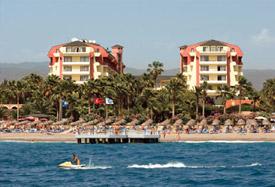 Meryan Hotel - Antalya Transfert de l'aéroport