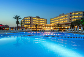 Miramare Beach Hotel - Antalya Airport Transfer