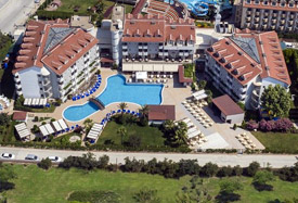 Monachus Hotel Spa - Antalya Airport Transfer