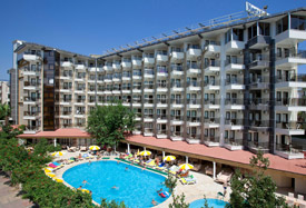 Monte Carlo Hotel - Antalya Airport Transfer