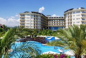 Mukarnas Spa Resort - Antalya Airport Transfer