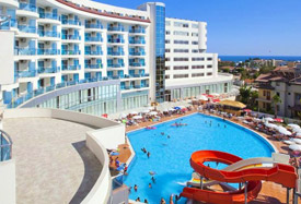 Narcia Resort Side - Antalya Flughafentransfer