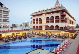 Orange Palace Hotel - Antalya Taxi Transfer