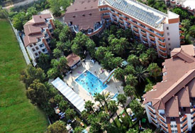 Orfeus Hotel - Antalya Airport Transfer