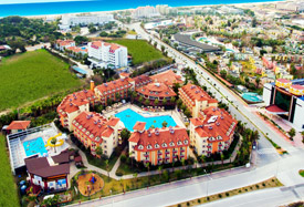 Orfeus Park Hotel - Antalya Luchthaven transfer