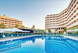 World Ozkaymak Select Hotel - Antalya Transfert de l'aéroport