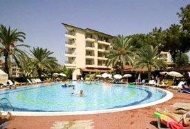Palm D`or Hotel - Antalya Luchthaven transfer