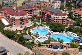 Palmeras Beach Hotel  - Antalya Airport Transfer