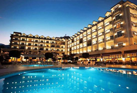 Palmet Beach Resort - Antalya Airport Transfer