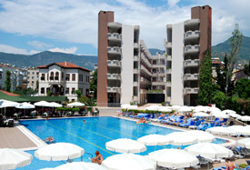 Panorama Hotel - Antalya Airport Transfer