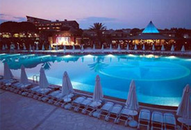 Papillon Belvil Holiday Village - Antalya Luchthaven transfer