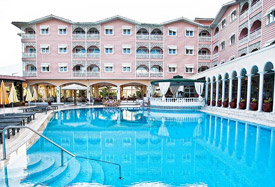 Pasha's Princess Hotel - Antalya Airport Transfer