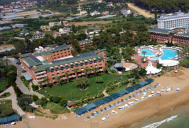 Pegasos Club Hotel - Antalya Airport Transfer