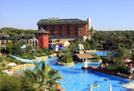Pegasos Resort Hotel - Antalya Airport Transfer