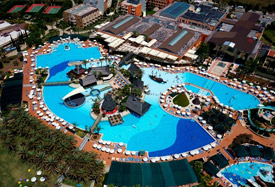 Pegasos World Hotel - Antalya Luchthaven transfer