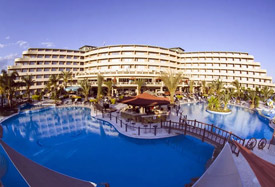 Pemar Beach Resort - Antalya Airport Transfer