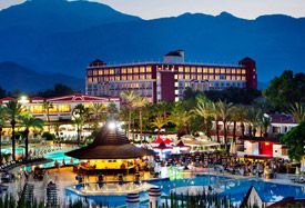 PGS Kiris Resort - Antalya Flughafentransfer
