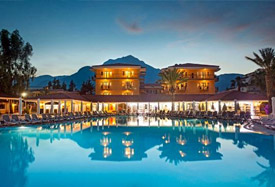 Club Hotel Phaselis Rose - Antalya Flughafentransfer