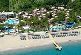 Pirate`s Beach Club - Antalya Flughafentransfer