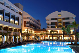 Port Side Resort - Antalya Flughafentransfer