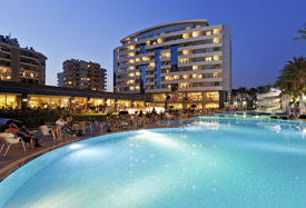 Porto Bello Resort - Antalya Airport Transfer