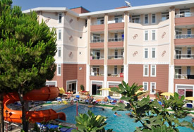 Primera Hotel Apart - Antalya Airport Transfer