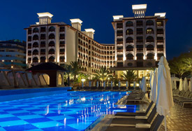 Quattro Beach Resort - Antalya Airport Transfer