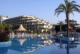 Queen`s Park Tekirova Resort - Antalya Flughafentransfer