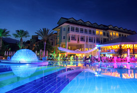 Queen`s Park Le Jardin - Antalya Luchthaven transfer