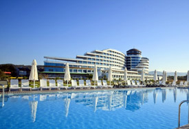 Raymar Hotels Resorts - Antalya Luchthaven transfer