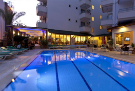 Remi Hotel - Antalya Flughafentransfer