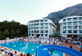Ring Beach Hotel - Antalya Airport Transfer