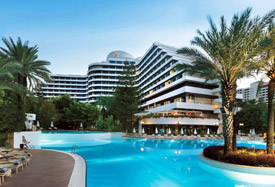 Rixos Downtown Antalya - Antalya Airport Transfer