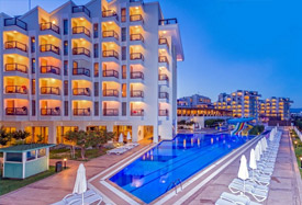 Royal Atlantis Resort - Antalya Taxi Transfer