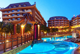 Royal Dragon Hotel - Antalya Luchthaven transfer
