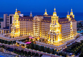 Royal Holiday Palace - Antalya Airport Transfer