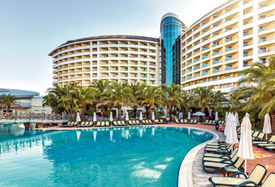 Royal Wings Hotel - Antalya Flughafentransfer