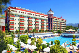 Saphir Hotel - Antalya Taxi Transfer