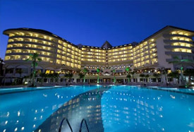 Saphir Resort Spa - Antalya Transfert de l'aéroport
