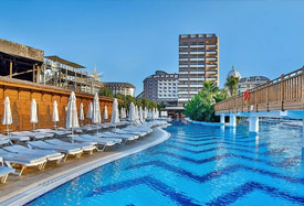 Saturn Palace Resort - Antalya Luchthaven transfer