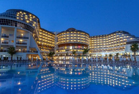 Sea Planet Resort Spa - Antalya Taxi Transfer