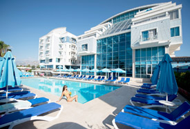 Sealife Family Resort - Antalya Airport Transfer