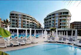 Seamelia Beach Resort - Antalya Luchthaven transfer