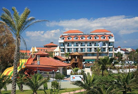 Seher Resort - Antalya Flughafentransfer