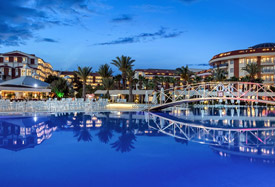 Selge Beach Resort - Antalya Airport Transfer